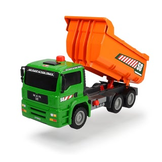 Dickie Toys 11 Inch Air Pump Dump Truck Vehicle