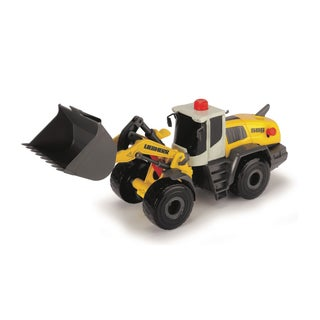 Dickie Toys Air Pump Liebherr Front Loader Vehicle