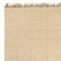 Handmade Natural Jute Flatweave Rug (8' x 10') - Thumbnail 2