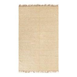 Handmade Natural Jute Flatweave Rug (8' x 10')