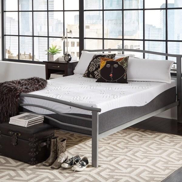 Comforpedic Loft from BeautyRest 14-inch NRGel Memory Foam Choose Your Comfort King-size Mattress