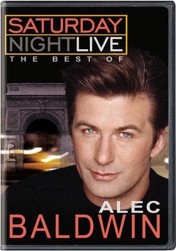Saturday Night Live: The Best of Alec Baldwin (DVD)