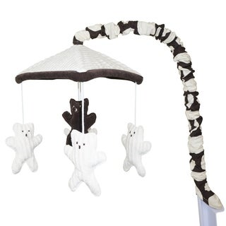 Cotton Tale Designs Jayden Chocolate and Cream Musical Mobile