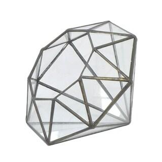 Metal/Glass Terrarium