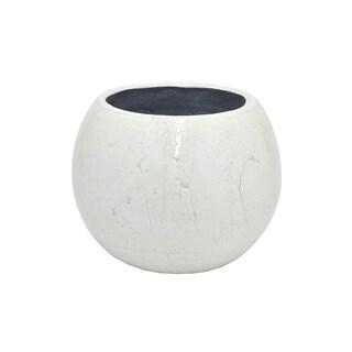 Ceramic Planter - White