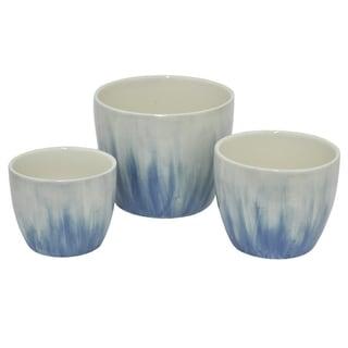 Ceramic  Planter -Set Of 3