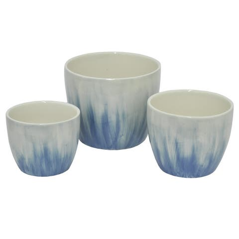 Ceramic Planter -Set Of 3