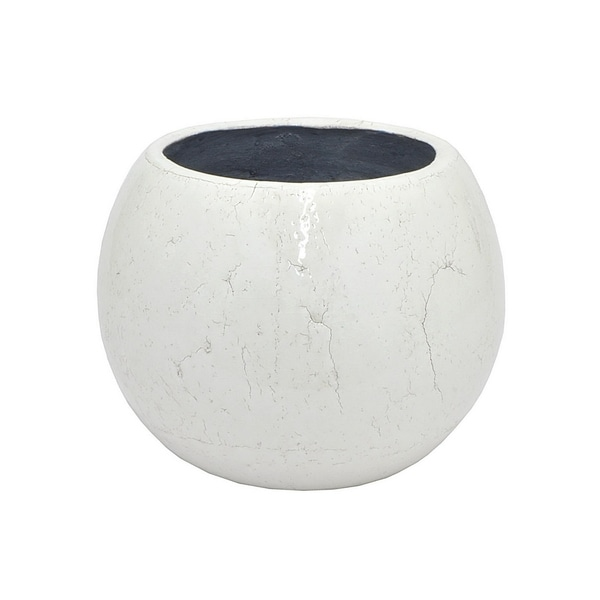 Ceramic Planter - White