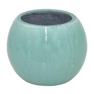 Ceramic Planter - Turquoise