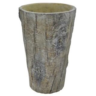 Wood Look Pot