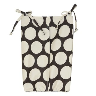 Cotton Tale Designs Jayden Chocolate Big Dog Diaper Stacker