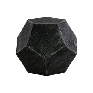 UTC23617 Metal Sculpture Coated Finish Black