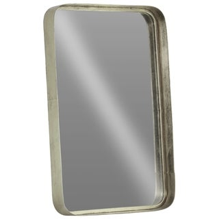 Urban Trends Collection UTC40857 Metallic Finish Silver Metal Mirror