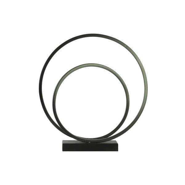 UTC32283 Metal Sculpture Metallic Finish Gray
