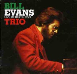 Bill Trio Evans - Live In Rome 1979