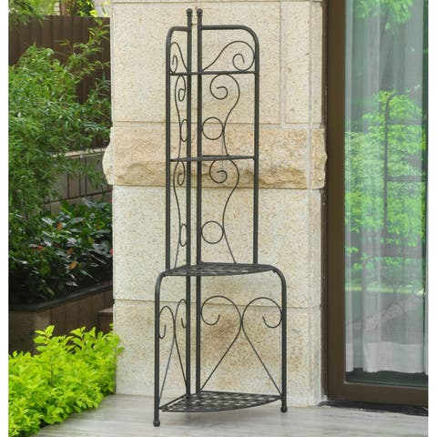 2810df00c Buy Silver Planters & Plant Stands Online at Overstock | Our Best ...