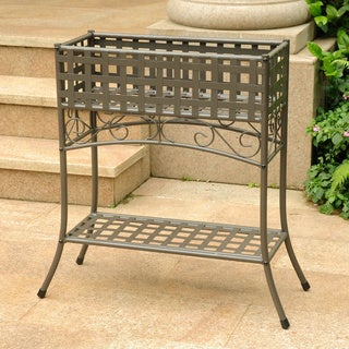 ee3825a0f07f Buy Planters & Plant Stands Online at Overstock | Our Best Outdoor Decor  Deals