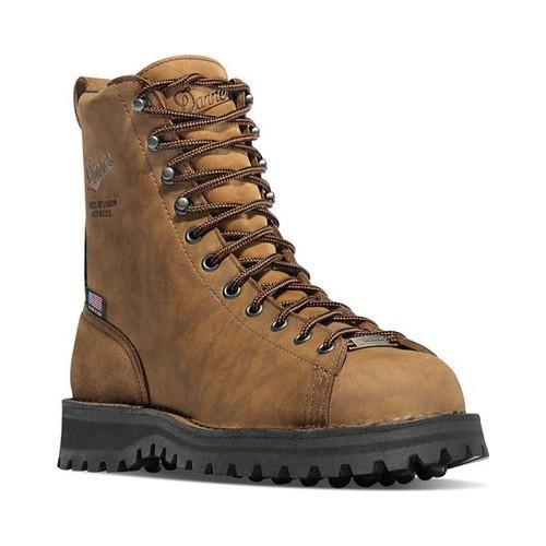 4eab3b506bb Men's Danner Elk Hunter 8in GORE-TEX 400G Boot Brown Full Grain Leather