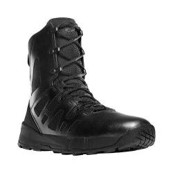 Men's Danner Dromos 8in Work Boot Black Synthetic/Nylon