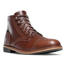 Men's Danner Jack II Brogue Ankle Boot Dark Coffee Full Grain Leather