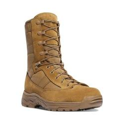 Men's Danner Reckoning Hot 8in Combat Boot Coyote Full Grain Leather/Nylon
