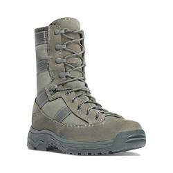 Men's Danner Reckoning Hot 8in Combat Boot Sage Green Full Grain Leather/Nylon