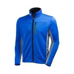 Men's Helly Hansen Crew Fleece Jacket Olympian Blue