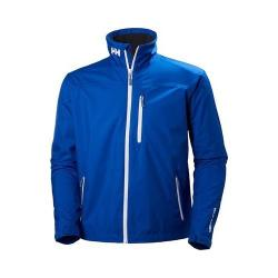 Men's Helly Hansen Crew Midlayer Jacket Olympian Blue