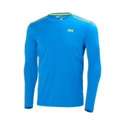 Men's Helly Hansen VTR LS Tee Racer Blue