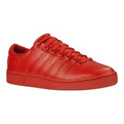 Men's K-Swiss Classic '88 II Red/Fiery Red Leather