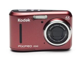 Kodak PIXPRO FZ43 16.2 Megapixel Compact Camera - Black