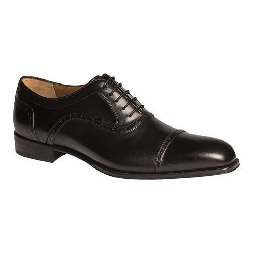 Men's Mezlan March Black Master Calf