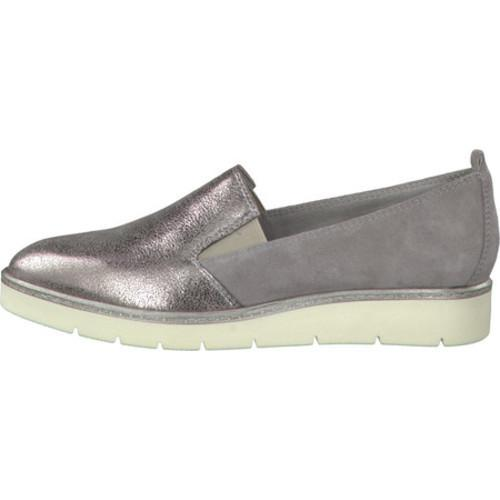 Women's Tamaris Jetta Slip On Cloud Comb Leather - Free Shipping Today -  Overstock.com - 21576444
