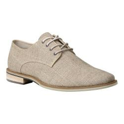 Men's Giorgio Brutini Vicktor Oxford Taupe Fabric