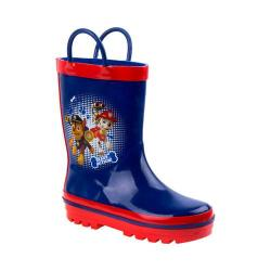 Children's Josmo O-CH29900C Paw Patrol Rain Boot Navy/Red