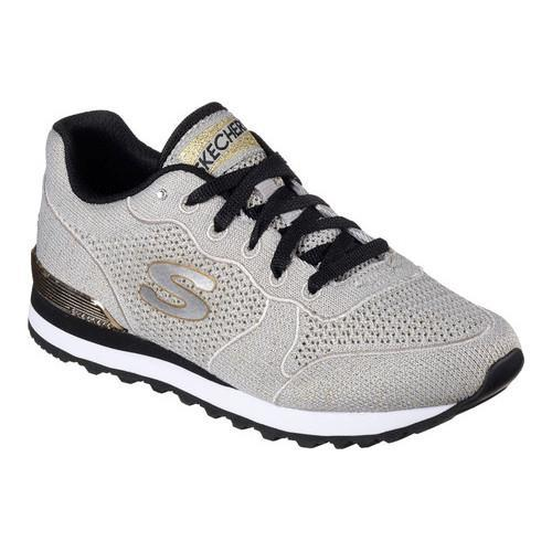 2dd480d3b3b7 Shop Women s Skechers OG 85 Low Flyers Sneaker Taupe Gold - Free Shipping  On Orders Over  45 - Overstock - 15026102
