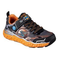 Boys' Skechers Skech X Cosmic Foam Futurist Sneaker Charcoal/Orange