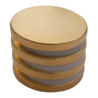 Set of Four 1 inch Neodymium Magnetic Health Discs