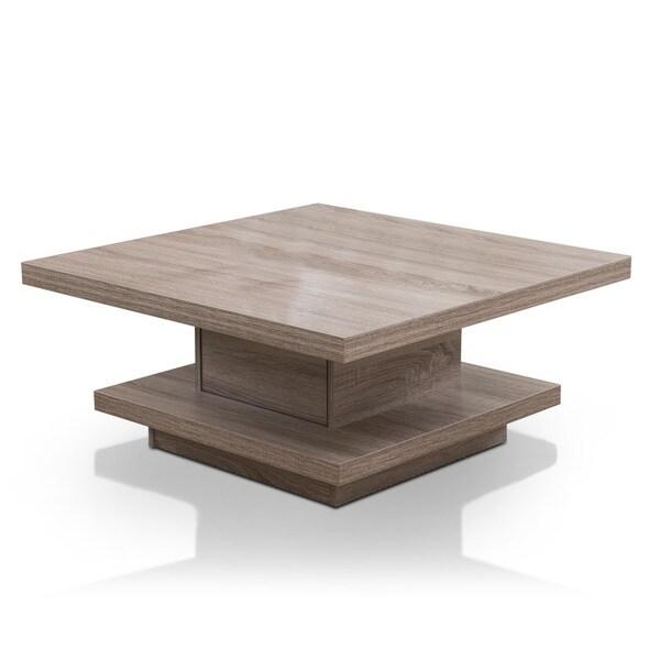 Porch U0026 Den Bushwick Knickerbocker Unique Pagoda Coffee Table   Free  Shipping Today   Overstock.com   12094086
