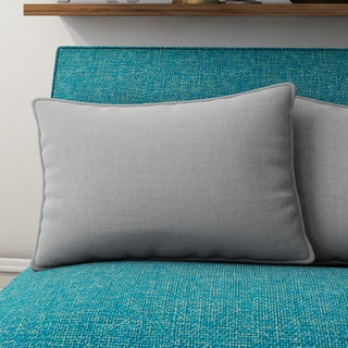 Porch & Den Allston-Brighton Penniman Hartford Cotton Throw Pillow