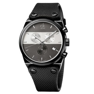Calvin Klein Eager K4B374B3 Men's Watch