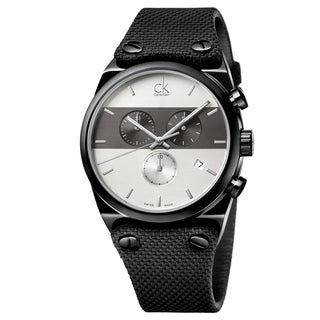 Calvin Klein Eager K4B374B6 Men's Watch