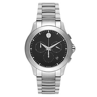 Movado Masino Stainless Steel Men's Watch