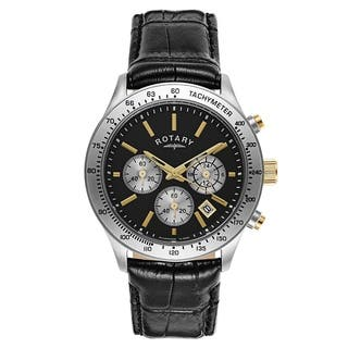 Rotary Chronograph GS03906-04 Men's Watch|https://ak1.ostkcdn.com/images/products/17907488/P24090367.jpg?impolicy=medium