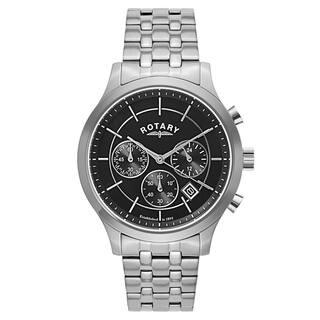 Rotary Chronograph GB03633-04 Men's Watch|https://ak1.ostkcdn.com/images/products/17907511/P24090412.jpg?impolicy=medium