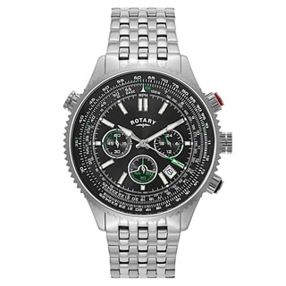 Rotary Chronograph GB00699-10 Men's Watch