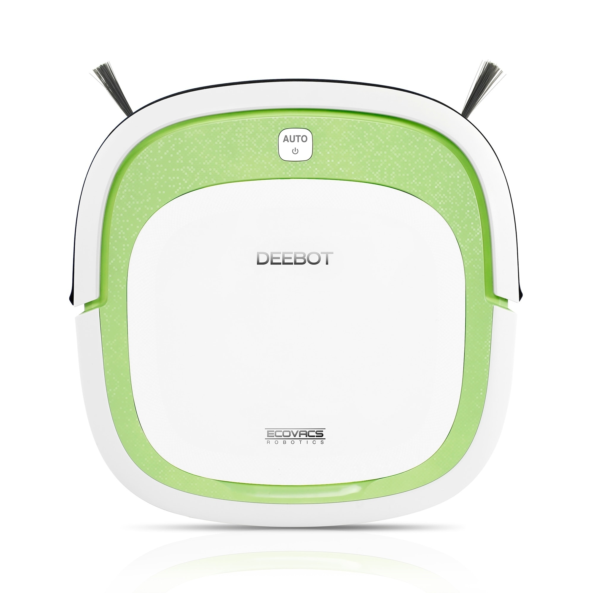 Ecovacs Deebot Slim Robotic Vacuum Cleaner, Green