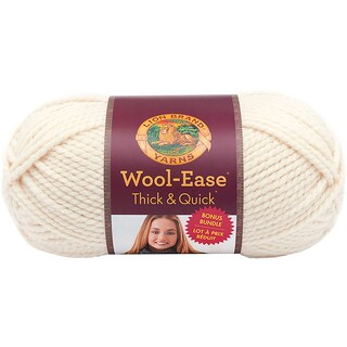 Wool-Ease Thick & Quick Bonus Bundle Yarn-Fisherman
