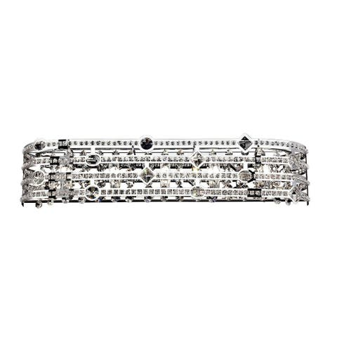 "Eurofase Mica 5-Light Bathbar, Chrome Finish - 26317-014 - 6"" high x 28"" wide - 6"" high x 28"" wide"