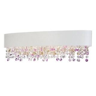 Eurofase Romanelli 6-Light Bathbar, White Finish - 28152-019